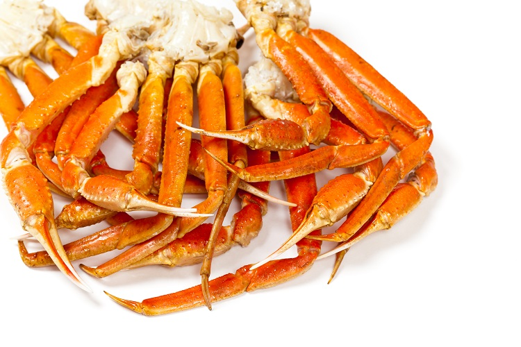 Buy 1 Get 1 Free Specials :: Buy (5 lbs) [FROZEN] Snow Crab Legs